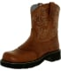 Ariat Women's Fatbaby Saddle Leather Mid-Calf Leather Boot - Main Image Swatch