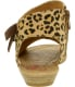 Blowfish Girl's Balla-K Canvas Ankle-High Fabric Sandal - Back Image Swatch