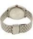 Nixon Men's Time Teller SW R2D2 Blue A045SW2403 Silver Stainless-Steel Quartz Watch - Back Image Swatch