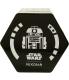 Nixon Men's Time Teller SW R2D2 Blue A045SW2403 Silver Stainless-Steel Quartz Watch - V4 Image Swatch