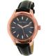 Nautica Women's NAD12002M Blue Leather Quartz Watch - Main Image Swatch