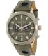 Nautica Men's NAD18511G Grey Suede Quartz Watch - Main Image Swatch