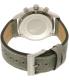 Nautica Men's NAD18511G Grey Suede Quartz Watch - Back Image Swatch
