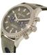 Nautica Men's NAD18511G Grey Suede Quartz Watch - Side Image Swatch