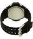 Casio Men's G-Shock GA1100-2B Black Rubber Quartz Watch - Back Image Swatch