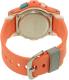 Casio Women's Baby-G BGA185-4A Peach Rubber Quartz Watch - Back Image Swatch