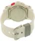 Casio Women's Baby-G BGA185-7A White Rubber Quartz Watch - Back Image Swatch