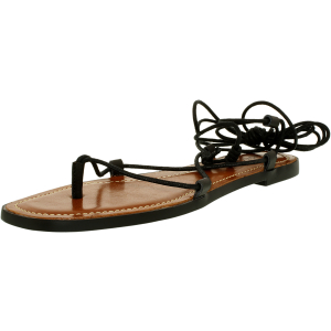 Lucky Women's Binnie Leather Ankle-High Leather Sandal