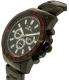 Invicta Men's Speedway 20341SYB Black Stainless-Steel Swiss Quartz Watch - Side Image Swatch