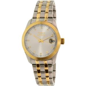 Invicta Men's 21493 Silver Stainless-Steel Quartz Watch