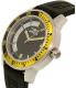 Invicta Men's Specialty 12846 Black Silicone Quartz Watch - Side Image Swatch