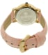 Invicta Women's Special Edition 13968 Pink Leather Quartz Watch - Back Image Swatch