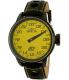 Invicta Men's S1 Rally 17700 Black Leather Swiss Quartz Watch - Main Image Swatch