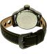 Invicta Men's S1 Rally 17700 Black Leather Swiss Quartz Watch - Back Image Swatch