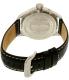 Invicta Men's I-Force 18512 Black Leather Quartz Watch - Back Image Swatch