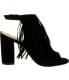 Vince Camuto Women's Winiveer Suede Ankle-High Suede Sandal - Side Image Swatch