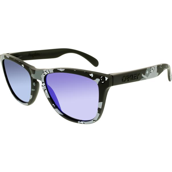 oakley men 39 s frogskins oo9013 51 multi square sunglasses. Black Bedroom Furniture Sets. Home Design Ideas