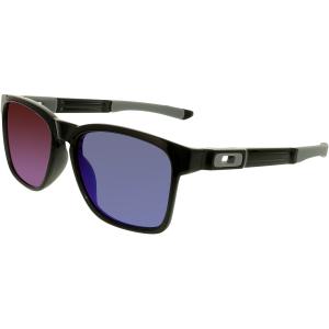 Oakley Men's Catalyst OO9272-06 Black Square Sunglasses