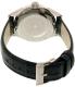 Hamilton Women's Valiant H39415654 Navy Leather Swiss Automatic Watch - Back Image Swatch
