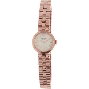 Kate Spade Women's Gramercy 1YRU0799 Rose-Gold Stainless-Steel Quartz Watch