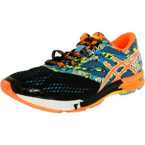 Asics Men's Gel-Noosa Tri 10 Ankle-High Leather Running Shoe