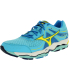 Mizuno Women's Wave Enigma 3 Ankle-High Synthetic Running Shoe - Main Image Swatch