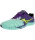 Mizuno Women's Wave Evo-Cursoris Ankle-High Synthetic Running Shoe - Main Image Swatch