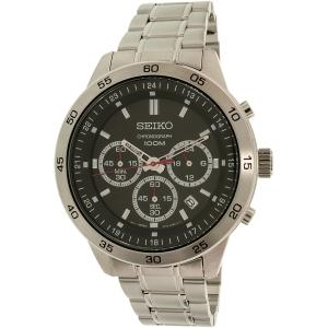 Seiko Women's SKS519 Silver Stainless-Steel Quartz Watch