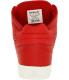 Supra Men's Atom High-Top Suede Fashion Sneaker - Back Image Swatch