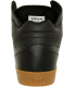 Supra Men's Atom High-Top Suede Fashion Sneaker - Back Image Swatch