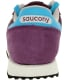 Saucony Women's Dxn Trainer Ankle-High Leather Cross Trainer Shoe - Back Image Swatch