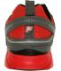 Fila Men's Stride 3 Ankle-High Leather Running Shoe - Back Image Swatch