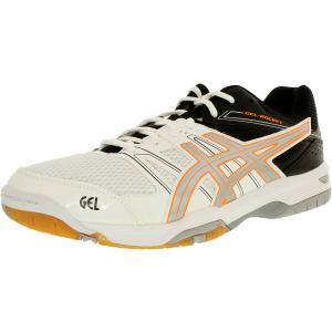 Asics Men's Gel-Rocket 7 Ankle-High Synthetic Running Shoe