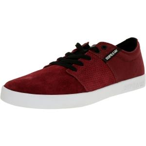 Supra Men's Stacks Ii Ankle-High Suede Fashion Sneaker