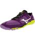 Mizuno Women's Wave Evo-Ferus Ankle-High Synthetic Running Shoe - Main Image Swatch