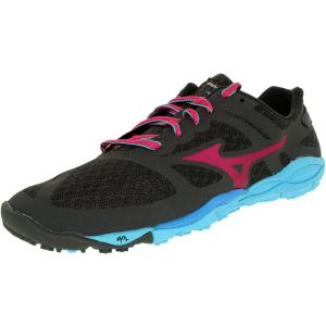 Mizuno Women's Wave Evo-Ferus Ankle-High Synthetic Running Shoe