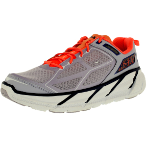 Hoka One One Women's Clifton Ankle-High Synthetic Cross Trainer Shoe