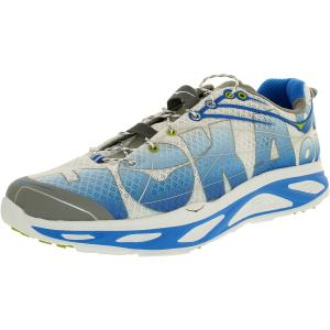 Hoka One One Men's Huaka Ankle-High Synthetic Running Shoe