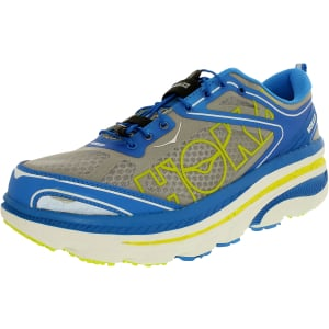 Hoka One One Men's Bondi 3 Ankle-High Synthetic Running Shoe