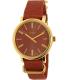 Timex Women's Originals TW2P78200 Maroon Cloth Analog Quartz Watch - Main Image Swatch
