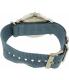 Timex Women's Originals TW2P88700 Blue Cloth Analog Quartz Watch - Back Image Swatch