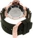 Invicta Men's Subaqua 80427 Rose Gold Resin Quartz Watch - Back Image Swatch