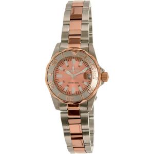Invicta Women's Signature 7067 Silver Stainless-Steel Quartz Watch