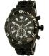 Invicta Men's Sea Spider 14862 Black Silicone Quartz Watch - Main Image Swatch
