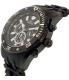 Invicta Men's Sea Spider 14862 Black Silicone Quartz Watch - Side Image Swatch