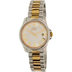 Invicta Women's Angel 15236 Silver Stainless-Steel Quartz Watch