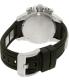 Invicta Men's Sea Base 17974 Silver Resin Quartz Watch - Back Image Swatch