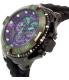 Invicta Men's Excursion 18563 Black Resin Quartz Watch - Side Image Swatch
