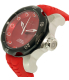 Invicta Men's Venom 19302 Red Resin Automatic Watch - Side Image Swatch