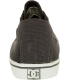 Dc Women's Flash Canvas Ankle-High Synthetic Fashion Sneaker - Back Image Swatch